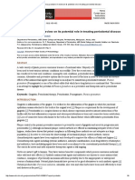 2014 Punica Granatum_ a Review on Its Potential Role in Treating Periodontal Disease