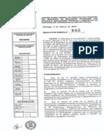 Norma General de Participacion Ciudadana 2015