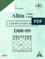 Albin Counter Gambit