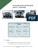 VCDS Opties Voor de Audi A6 v1.2