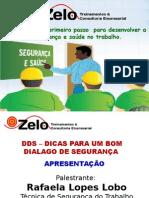 Palestra Dds – Diálogo Zelo