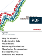 Best Practices in Data Visualizations