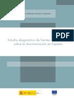 Estudio Comparativo Discrim España