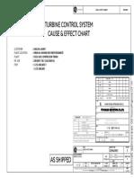 VP 18 101 c 231 001ab Sk 010 Turbine Control System Cause & Effect Chart