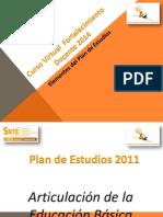 Presentacion Plan de Estudios 2011