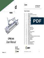 MU Ortomed 4060 CPM Ingles Version 1