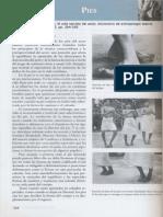 Eugenio Barba. Los pies.
