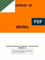 Renault Diesel 1988