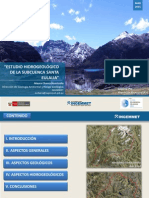 DIA DEL AGUA Maura Charca Sub Cuenca Santa Eulalia