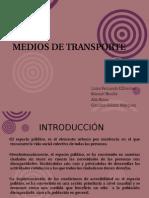 Transporte en Discapacidad