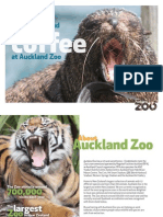 Auckland Zoo - Coffee Brand Document for RFP