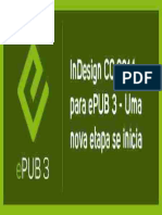 InDesign CC 2014 Para EPUB 3 - Uma Nova Etapa Se Inicia