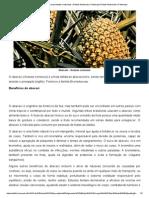 Abacaxi (Ananas Comosus)