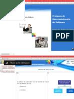 Processo Desenvolvimento Software -  Ciclo Vida