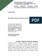 PET. REQ. DESBLOQUEIO CONTA SALÁRIO E SALDOS - CHARLES X VETEK - PROC. 0001752-25.2012.5.15.0137 - 06.06.14.doc