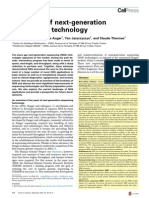 2014 - Ten Years of Next-generation Sequencing Technology