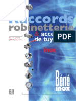 Catalogue Raccorderie Et Robinetterie s