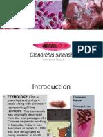 Clonorchis Sinensis