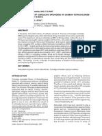 Antioxidant Activity of Curculigo