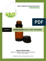 Aromaterapia Cotidiana Unidad Nº 2