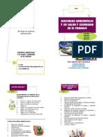 Portafolio de Servicios Ambiental y Salud y Seguridad en el Trabajo