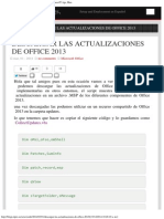 Descargar Las Actualizaciones de Office 2013 – Freelance-IT Ags, Mex.