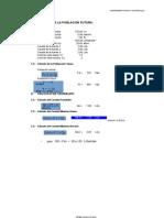 Diseño Linea Conduccionfinal Excel