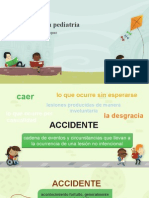 Accidentes en Pediatría