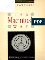 [Kawasaki, 1990] the Macintosh Way