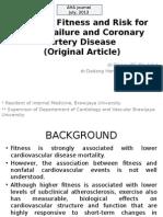 Fitnes cardio secara guidelines (Jurnal Dikara)