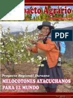 BOLETIN AGRARIO AYACUCHO  N° 016