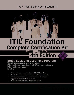 Itil complete certification itil it service management xflitez Gallery