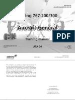 B767 200-300  - Airplane General