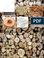 defects in timber