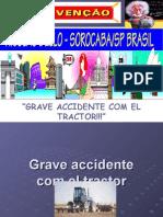 Accidente de Tractor
