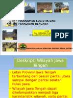 Manajemen Logistik Dan Peralatan Bencana _badan Diklat
