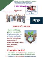 Responsabilidad Social Empresarial - RSE