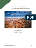 Geologia 3