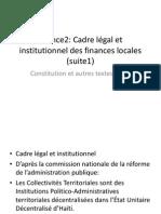 Séance2 Finance Locale2014 1