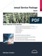 Annual Service Package
