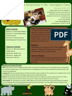 kaylas revised class newsletter