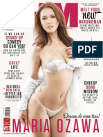 FHM Philippines - June 2015