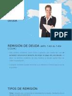 Remision de Deuda y Prescripción en Estado de México