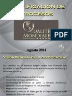 Curso de Certificación de Procesos Parte 1 QM 2014 Scribd