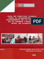 Guia Práctica Clinica Para El Tratamiento de La Psicosis