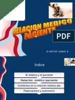 4a CLASE RELACION MÉDICO PTE.ppt