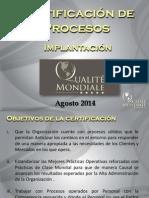 Curso de Certificación de Procesos Parte 2 QM 2014 Scribd