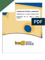 Legislacion Turistica y Ambiental (INA) Costa Rica