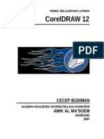 Modul Coreldraw 12