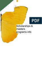 Scholarships to salvadorans becas para ciudadanos el salvador